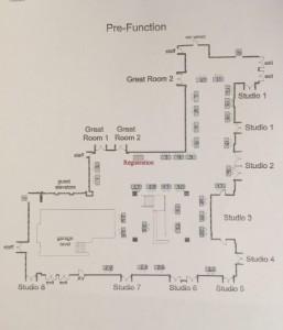 Exhibit Hall Plan